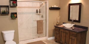 Shower Remodelling Experts in Calgary and Okotoks