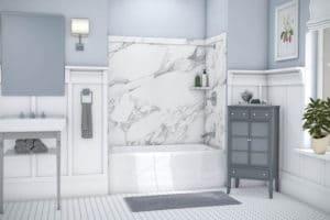 Residential Bathroom installation Calgary Okotoks Alberta