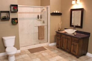Bathtub to Shower Conversion Calgary and Okotoks